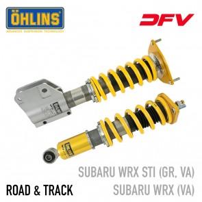 Öhlins Road & Track DFV Coil-Over Suspension - Subaru WRX STI (GR, VA) / WRX (VA)
