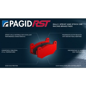 Pagid RST5 - AP Racing CP8350 / CP8250 - D41 Radial Depth