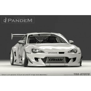"Genuine JDM Greddy Rocket Bunny Aero Kit Version 3 ""Pandem"" for Toyota GT 86 / Subaru BRZ / Scion-FR-S"