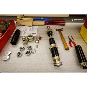 Raceseng x Penske - Penske Racing Shock 7500 Non Adjustable - Custom Suspension Kit - Subaru BRZ / Scion FR-S / Toyota GT86