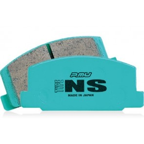 Project Mu Type NS Rear Brake Pads - Subaru BRZ / Toyota 86 / Scion FR-S