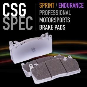 CSG Spec Brake Pads