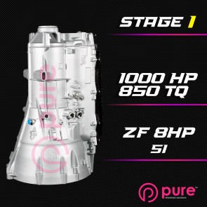 Pure - ZF 8HP 51 Stage 1 Transmission Rebuild
