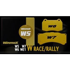 Winmax WE1 Endurance - Nissan 370Z / Infiniti G37 Sport Akebono Caliper (Front)