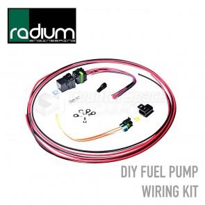 Radium - DIY Fuel Pump Wiring Kit