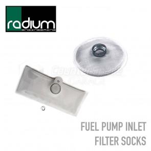 Radium - Fuel Pump Inlet Filter Sock