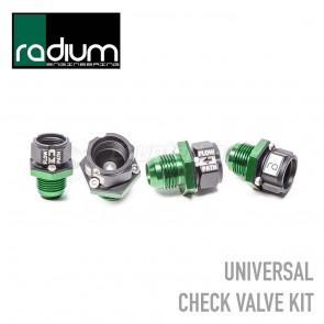 Radium - Universal Check Valve Kit