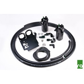 Radium Engineering - Dual Catch Can Kit - 20-0099 - Honda S2000 AP2 (2006-2009) - RHD/LHD