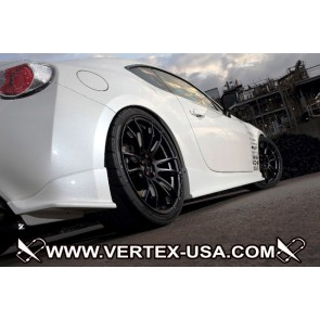 VERTEX Rear Diffuser - Scion FRS / Toyota GT86