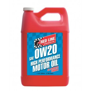 Red Line - 0W20 - Motor Oil - 1 Gallon