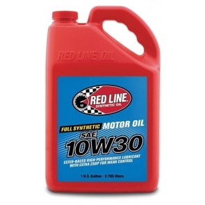 Red Line - 10W30 - Motor Oil - 1 Gallon