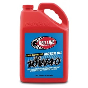 Red Line - 10W40 - Motor Oil - 1 Gallon