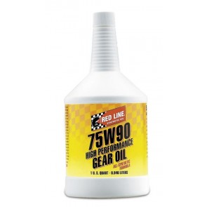 Red Line 75W90 GL-5 - Gear Oil - 1 Quart