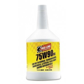 Red Line - 75W90NS GL-5 - Gear Oil - 1 Quart