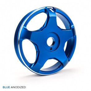 Raceseng Revo FA / FB Crank Pulley - Blue - Toyota GT86 / Scion FR-S / Subaru BRZ | 2013+