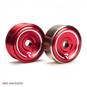 Raceseng Revo Tensioners - Red - Toyota GT86 / Scion FR-S / Subaru BRZ | 2013+