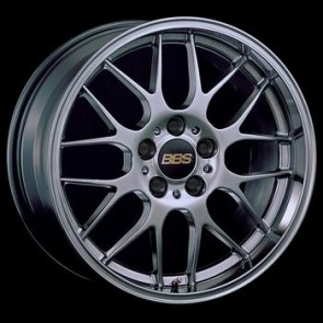 BBS RG-R - Diamond Black