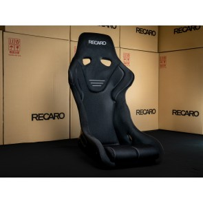 Recaro RS-G - RS-GK - Black - Full Racing Bucket Seat