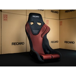 Recaro RS-G - RS-GK - Red - Full Racing Bucket Seat