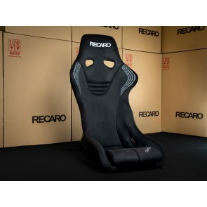 Recaro RS-G - RS-GS - Black - Full Racing Bucket Seat