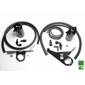 Radium Engineering - Dual Catch Can Kit - 20-0096 - Honda S2000 AP1 (2000-2005) - LHD