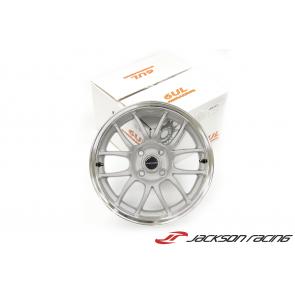 949 Racing 6UL - 15x7 +36 / 4x100 - Silver