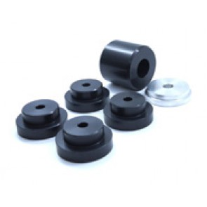 SPL SOLID Differential Mounting Bushings - Nissan 350Z (Z33) / Infiniti G35