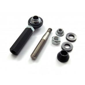 SPL PRO V5 Front Outer Tie Rod Ends - Nissan 350Z (Z33) / Infiniti G35
