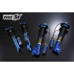 Cusco Competition Zero-3X - 3-Way Coilover - Subaru BRZ / Scion FRS / Toyota GT86