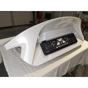 "SEIDOWORKS - ""Signature"" Whaletail - Fiberglass - Subaru BRZ / Scion FR-S / Toyota 86"