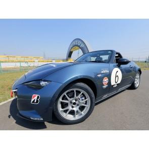 """TWS Motorsport T66-F - 16"""" Diameter - 4x100 P.C.D Bolt Pattern"""