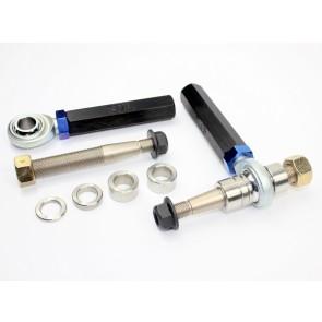 SPL Bumpsteer Adjustable Front Tie Rod Ends - Subaru BRZ / Scion FRS / Subaru Impreza WRX