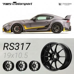 "TWS Motorsport RS317 - Forged Wheel Set - 19"" x 10.5"" ET36 - 5x112 - Toyota GR Supra A90"