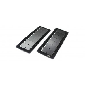 Trackspec - Small Rectangular Universal Hood Louvers