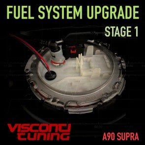Visconti Tuning A90 / A91 Supra Stage 1 Fuel System Upgrade