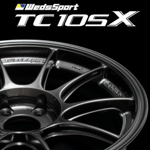 "WedsSport TC105X - 18"" Diameter - AMF Flow Formed Wheels"