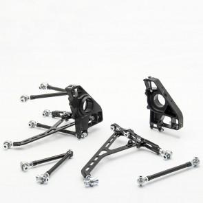 Wisefab - Suspension Drop Knuckle Kit - REAR - Honda S2000