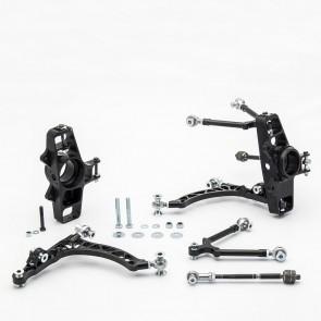 Wisefab - Suspension Drop Knuckle Kit - FRONT - Honda S2000