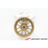 949 Racing 6UL - 15x9 +36 / 4x100 - Mazda Miata MX-5
