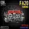 CSG Spec - Custom Tuning Service - ECUTEK - Toyota 86 / Subaru BRZ / Scion FR-S