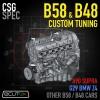 CSG Spec - Custom Tuning Service B58 / B48 - ECUTEK - A90 A91 Toyota GR Supra / G29 BMW Z4 and Others