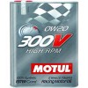 "Motul 300V ""High RPM"" 0W20  - 2 Liter Tin"