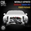 CSG Spec - NA Power Package - Subaru BRZ / Scion FR-S / Toyota 86