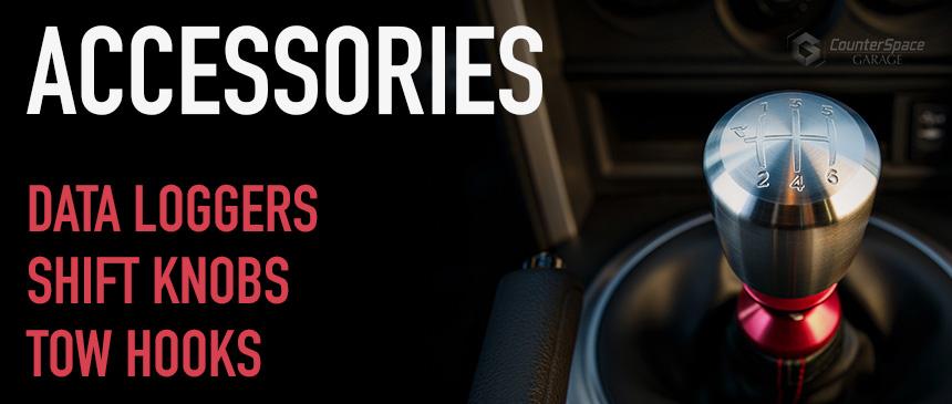 Racing Accessories for Toyota 86, Subaru BRZ, Toyota Supra
