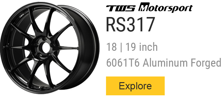 All TWS RS137 Forged wheels for sale